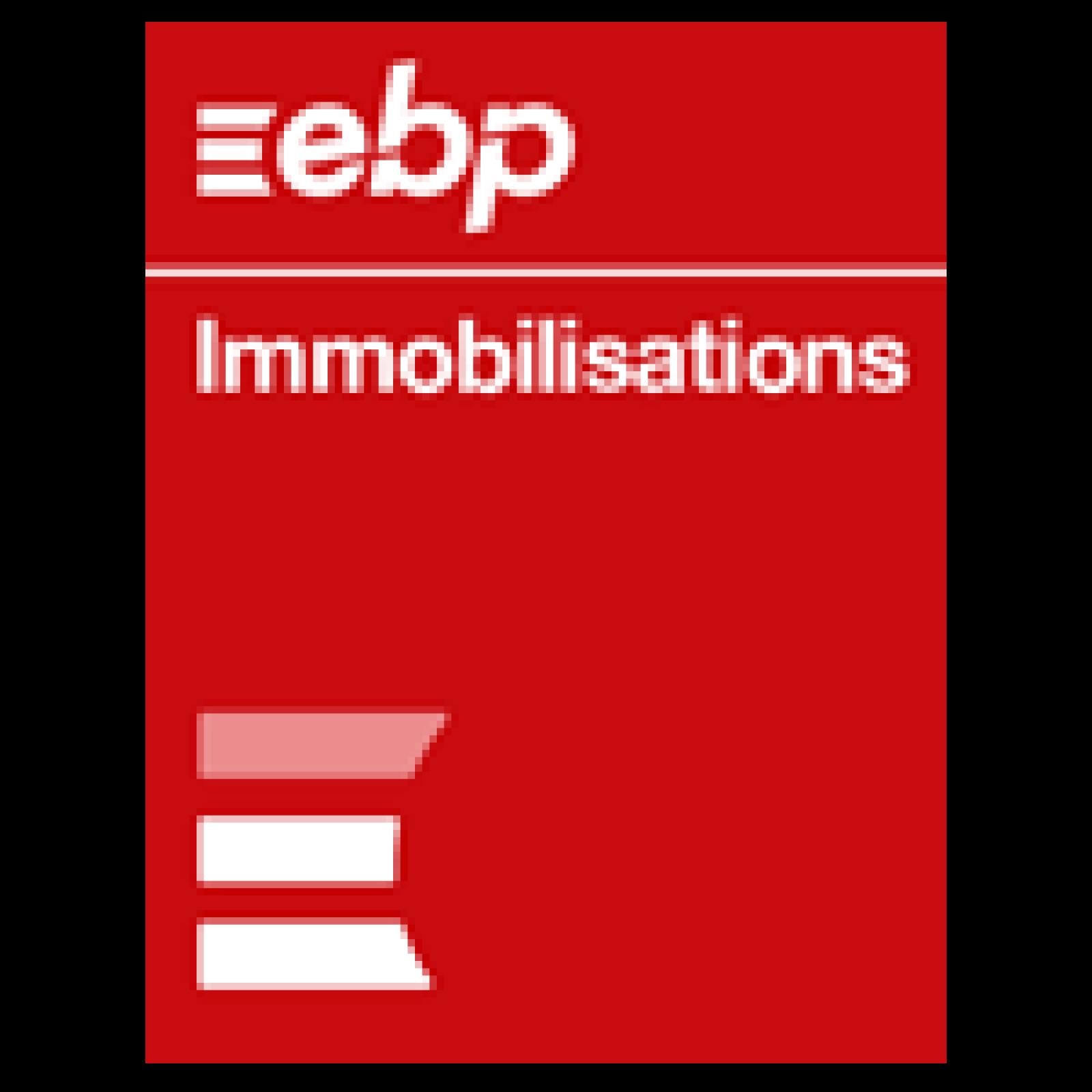ebp -immobilisations-pro
