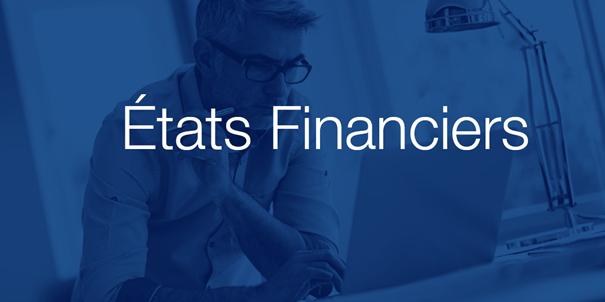 logiciels de gestion Ebp états financiers
