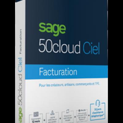 Sage 50Cloud Facturation